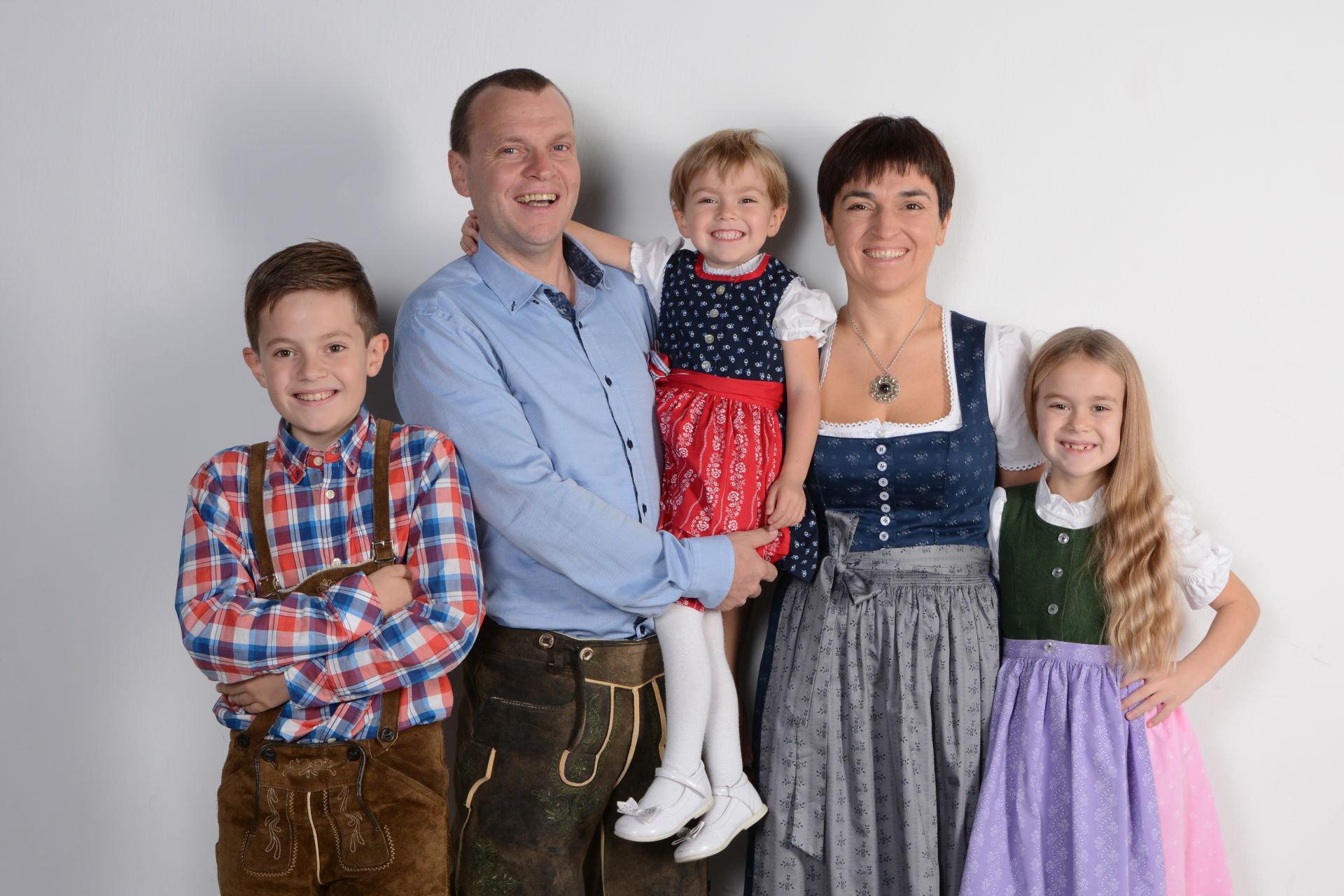 Rieder-wirt-familie